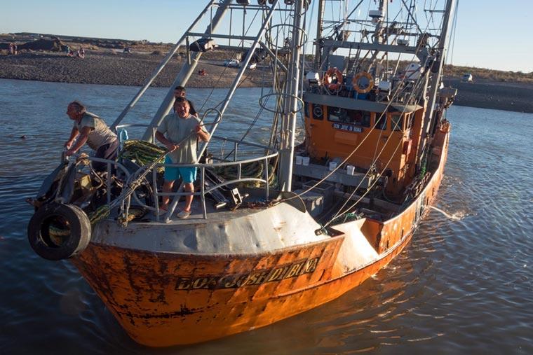 Rechazan incorporación de «amarradores» a Puerto Rawson