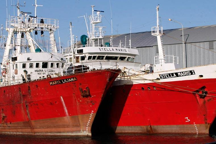 Stella Maris I, sin inspector a bordo en la primera marea del año