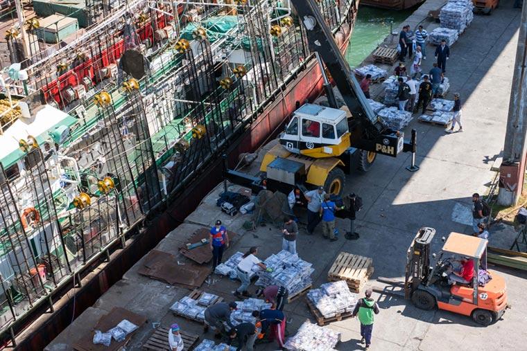 Nuevo protocolo sanitario de los gremios marítimos y pesqueros. Adhesión de las Cámaras
