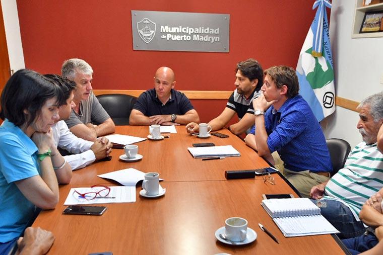 Madryn resiste las reformas a la legislación pesquera