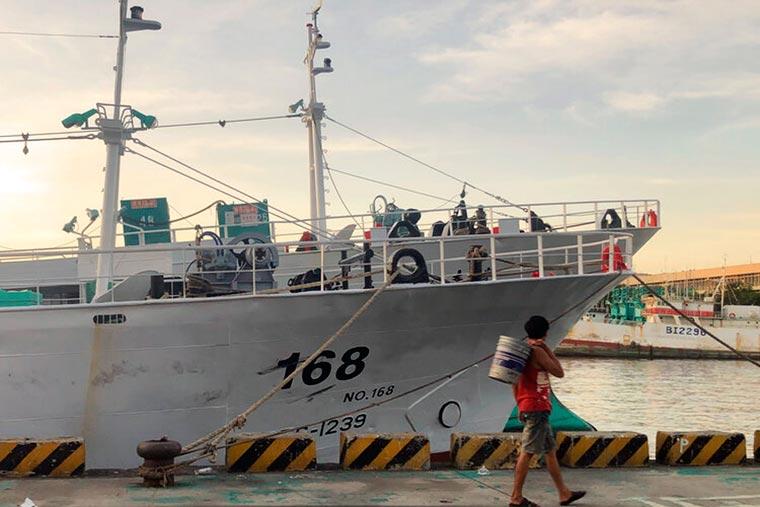 Los países con un rol protagónico en la pesca ilegal y el trabajo forzado