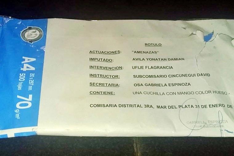 Revista Puerto - Yonatan Avila - filetero procesado por amenazas - 02