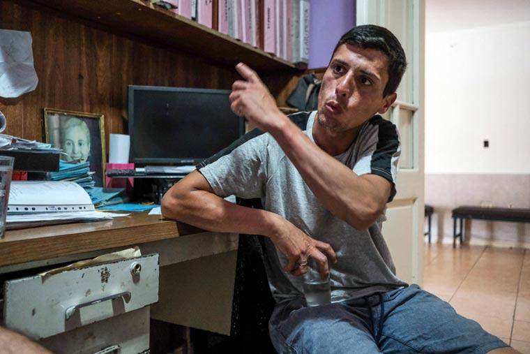 Revista Puerto - Yonatan Avila - filetero procesado por amenazas - 03