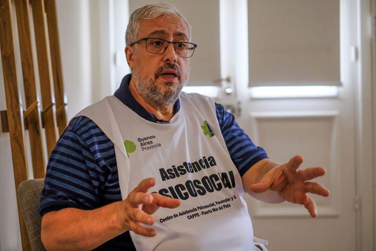 Está en riesgo el servicio de asistencia a víctimas del mar en Mar del Plata