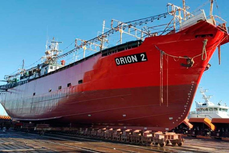 Revista Puerto - BP Orion - 02