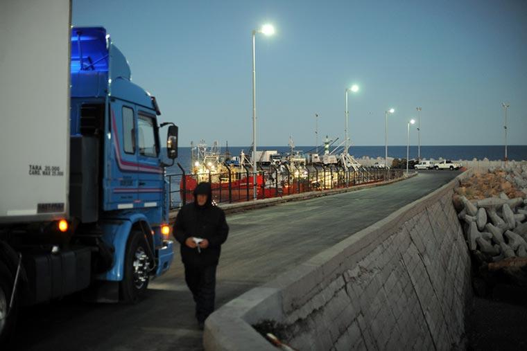 Revista Puerto - Chubut reabre puertos para barcos que prospectan langostino - 02