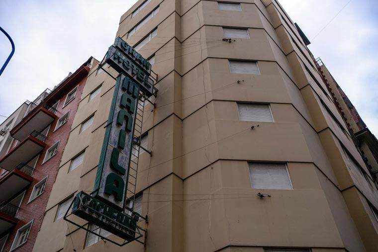 Revista Puerto - Mar del Plata - Covid 19 - Marinero contagiado se hospeda en Hotel Manila - 02