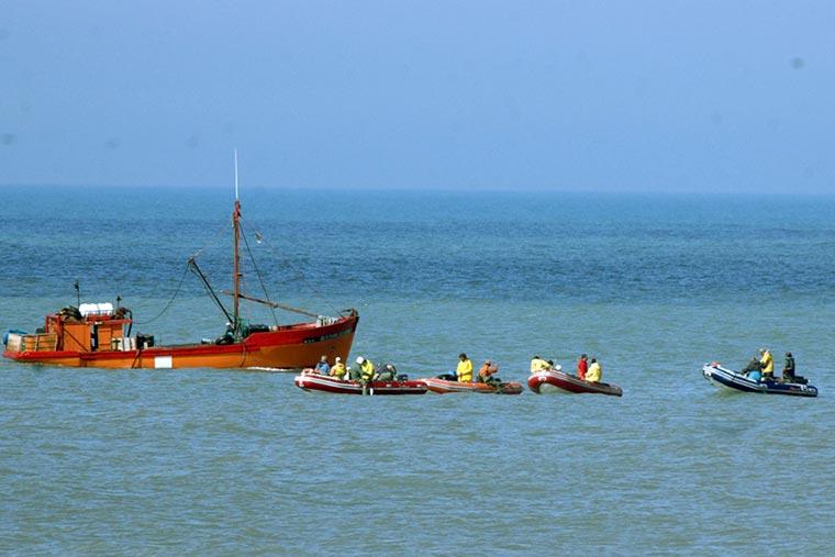 Revista Puerto - Mar del Plata - Pesca artesanal - 02