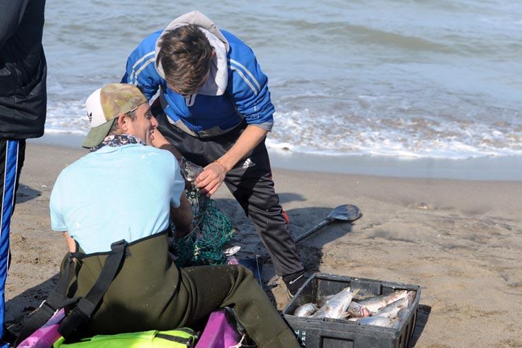 Revista Puerto - Pesca de subsistencia en Santa Clara del Mar - 05