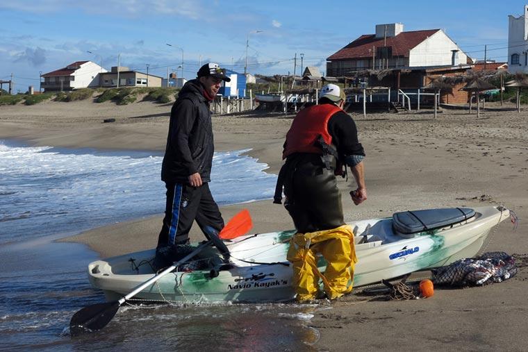 Revista Puerto - Pesca de subsistencia en Santa Clara del Mar - 07