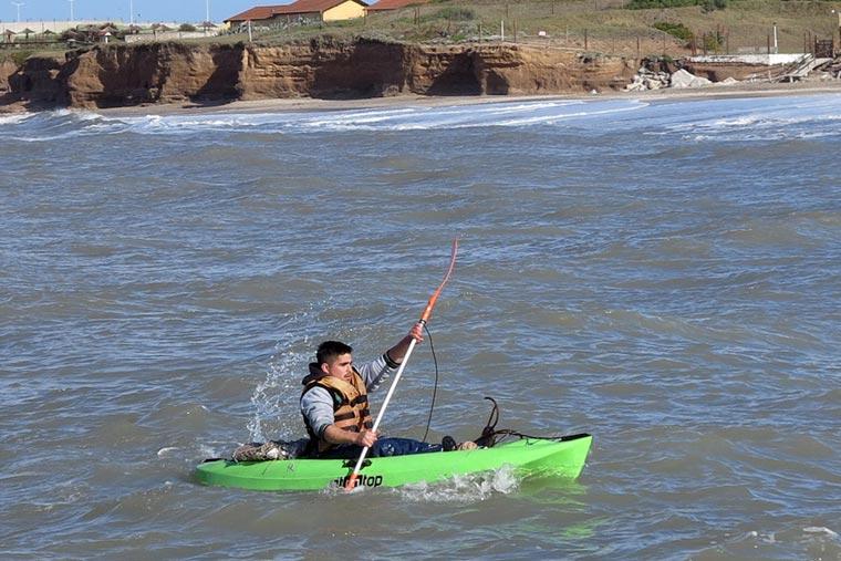 Revista Puerto - Pesca de subsistencia en Santa Clara del Mar - 09