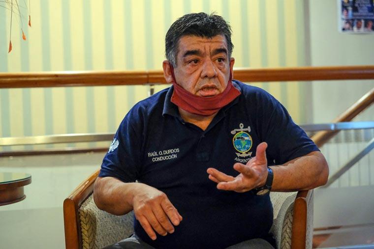 Revista Puerto - SOMU - Juan Navarro secretario de Pesca