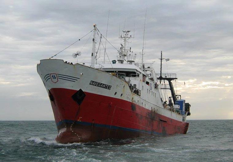 Ajuste salarial para tripulantes y un paro que no se siente en Mar del Plata