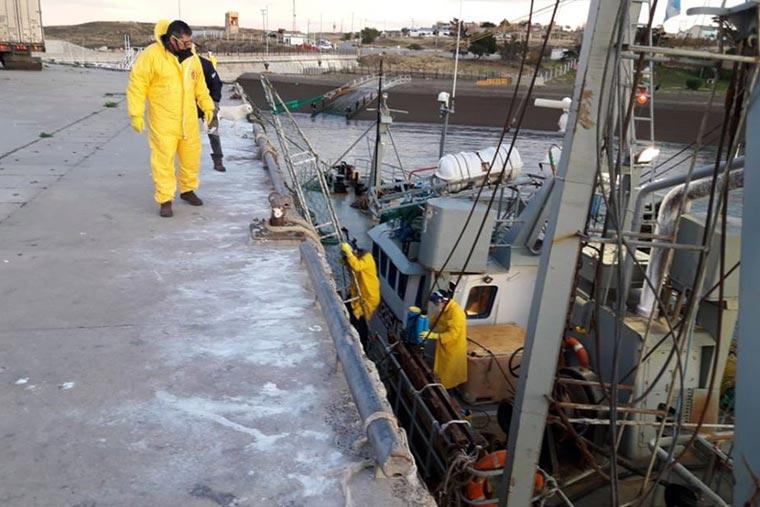 Camarones: pesqueros zarpan sin acatar la huelga del SOMU