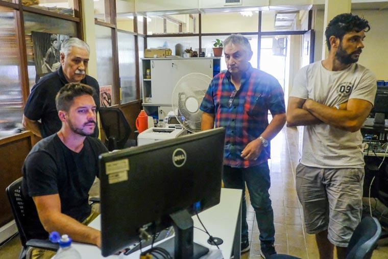 Revista Puerto - Paritaria CAIPA-SOIP en 2019