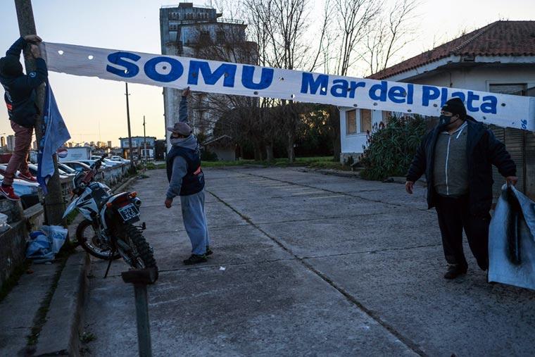 Revista Puerto - SOMU negocia con la flota parada