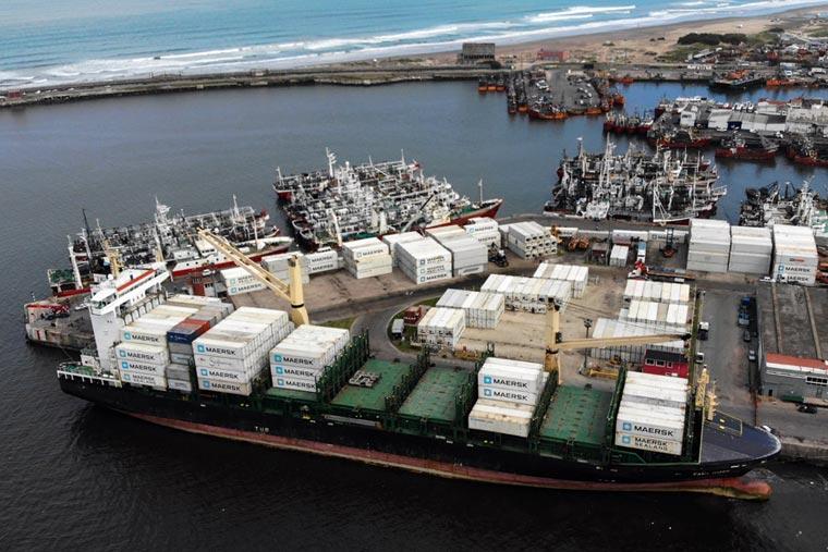 Revista Puerto - Exportaciones pesqueras - 02