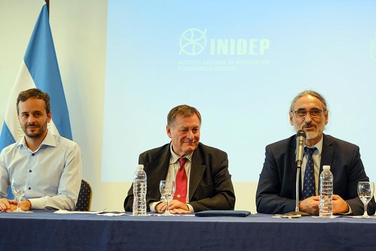 Revista Puerto - INIDEP - Liberman - Padin - Basterra