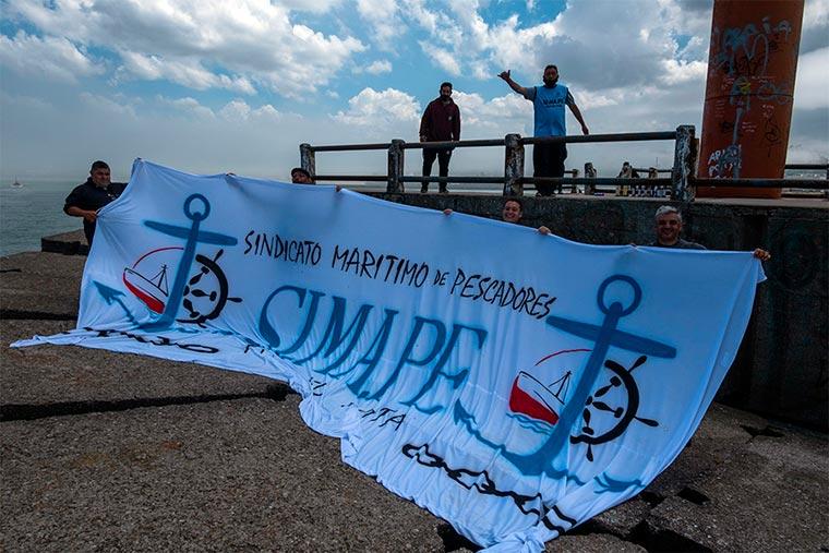 Revista Puerto - INIDEP - Llegada a Mar del Plata del BIP Mar Argentino - 05