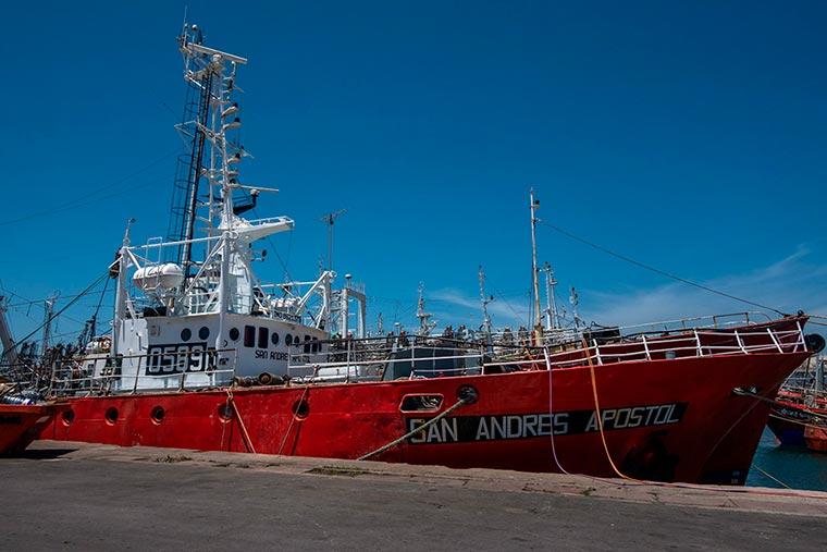 Crecen los casos de covid en el puerto y se levantaron los controles sanitarios