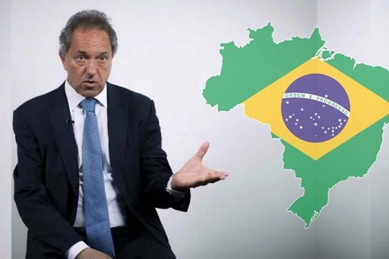 Revista Puerto - Embajador argentino en Brasil Daniel Scioli - 02