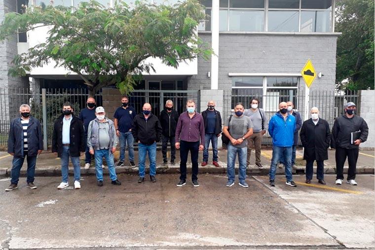Revista Puerto - Mar del Plata . Nuevos protocolos covid-19 - 02