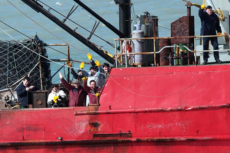 Bal Fish usará un crédito del Fondo Pesquero para pagar salarios a marineros