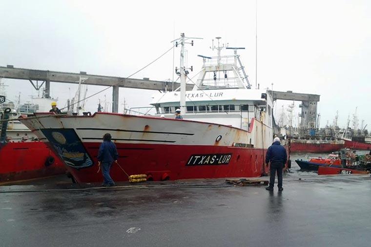 Nuevos acuerdos salariales en barcos congeladores