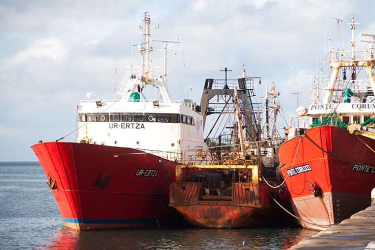La justicia federal investiga la muerte del marinero del Ur Ertza