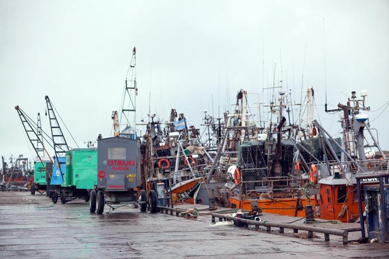 Revista Puerto - Chubut - Flota amarilla - 02