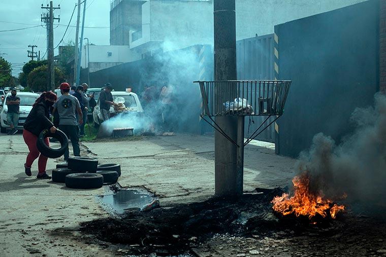 Revista Puerto - Mar del Plata - Protesta en El Marisco - 02