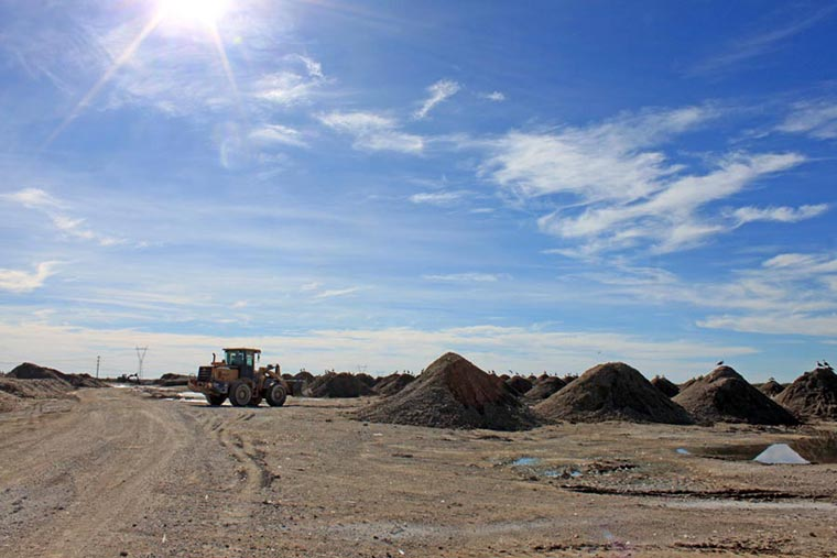 Revista Puerto - Puerto Madryn - Tratamiento de residuos de la pesca - 05