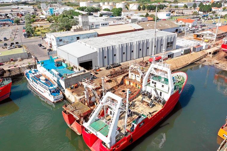 Revista Puerto - Red Chamber - BP Cabo Virgenes en TPA Mar del Plata - 02