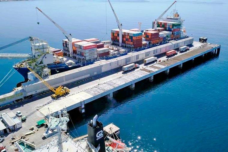 Revista Puerto - Chubut - Exportaciones
