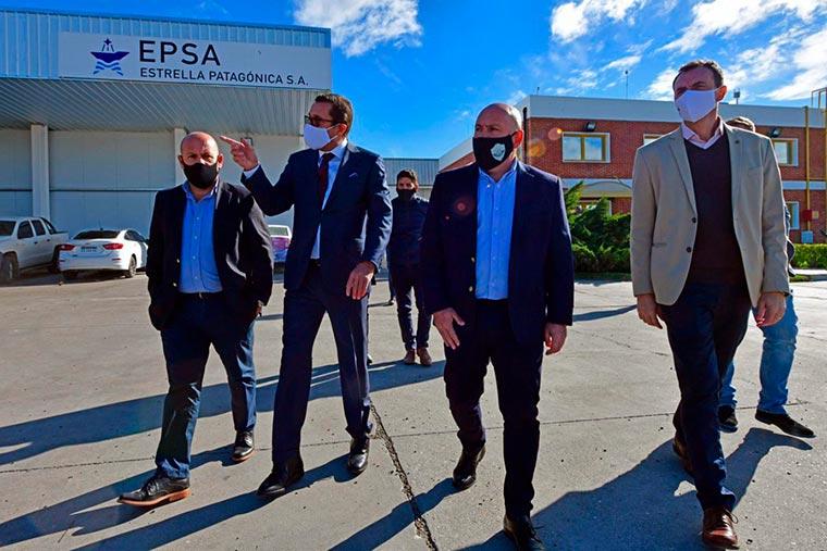 Revista Puerto - Puerto Madryn - inauguran nuevas instalaciones en EPSA - 03