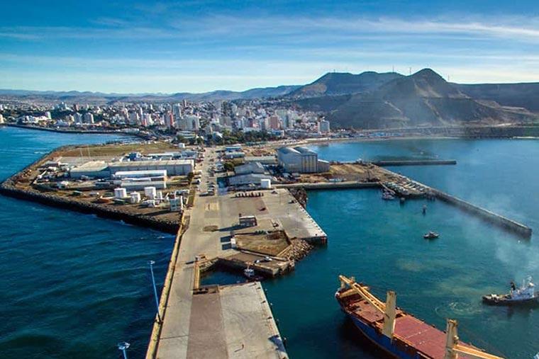 Revista Puerto - Puerto de Comodoro Rivadavia