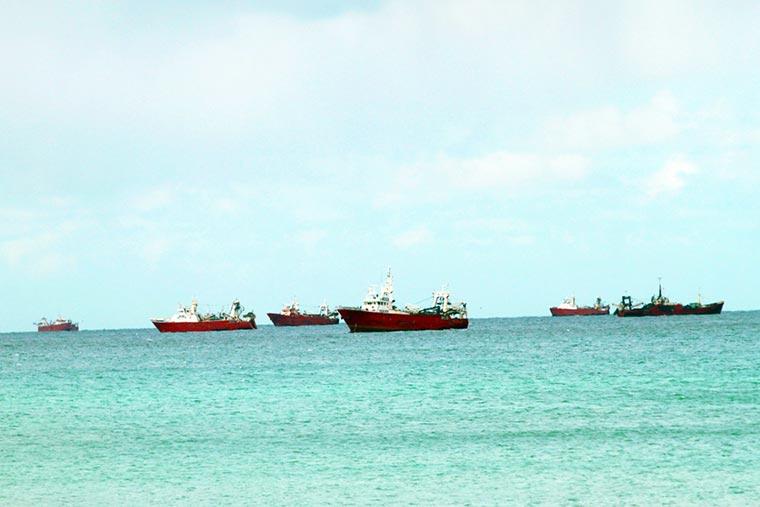 Crean registro de barcos incumplidores en las prospecciones
