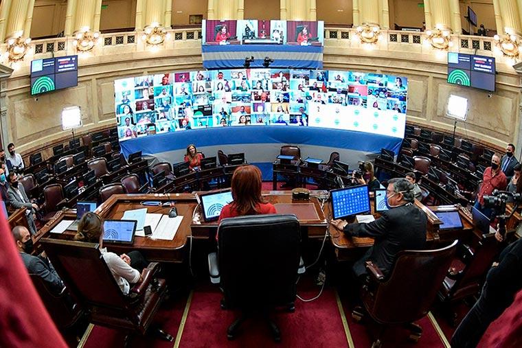 Revista Puerto - Senado de la Nacion