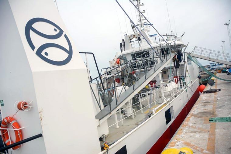 Revista Puerto - Chubut - Iberconsa presento el buque API VIII - 03