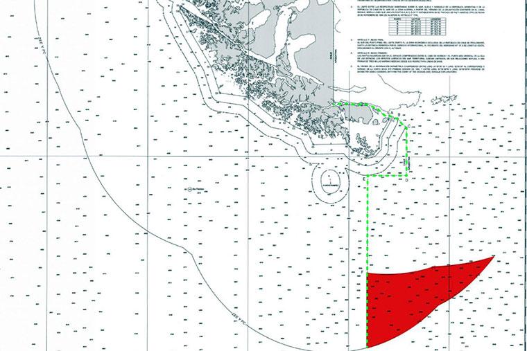 Revista Puerto - Reclamo argentino por nueva cartografia chilena - 02