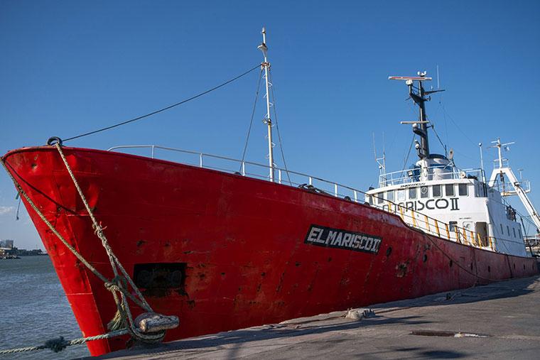 Revista Puerto - BP El Marisco II