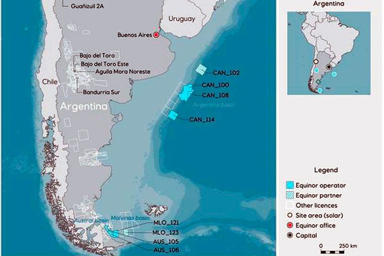 La pesca pide que se rechacen los estudios de Equinor sobre exploración off shore