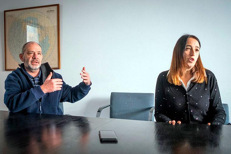 Revista Puerto - Langostino - Juan de la Garza y Paula Moriondo Canovaro - INIDEP
