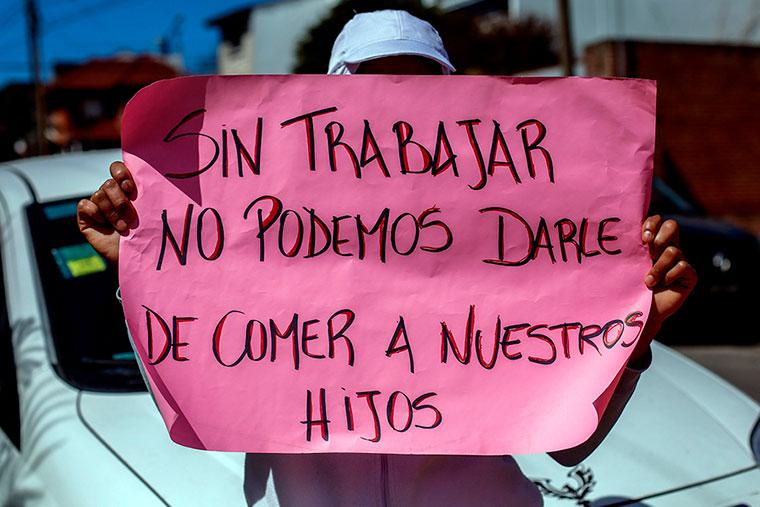 Revista Puerto - Mar del Plata - Protesta de obreros de Anchomar - 03