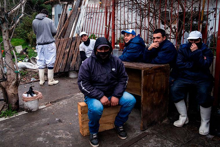 Revista Puerto - Mar del Plata - Protesta en Muzio Hnos - 07