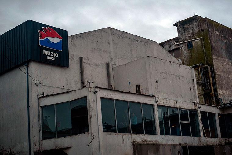 Revista Puerto - Mar del Plata - Protesta en Muzio Hnos - 08