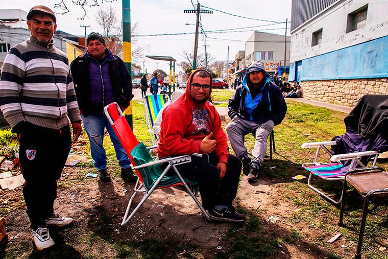 Revista Puerto - Mar del Plata - Protesta en Sur Trade - 02