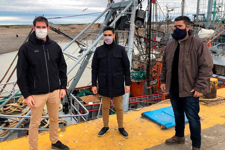 Revista Puerto - Nuevos inspectores de abordo