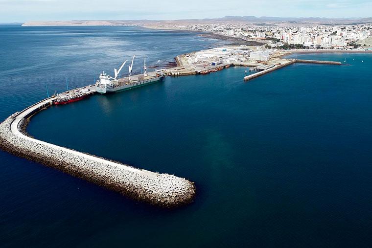 Avanza la licitación del astillero en el puerto de Comodoro