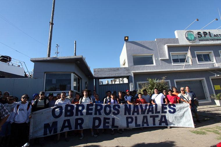 Revista Puerto - Mar del Plata - Obreros Navales - 02